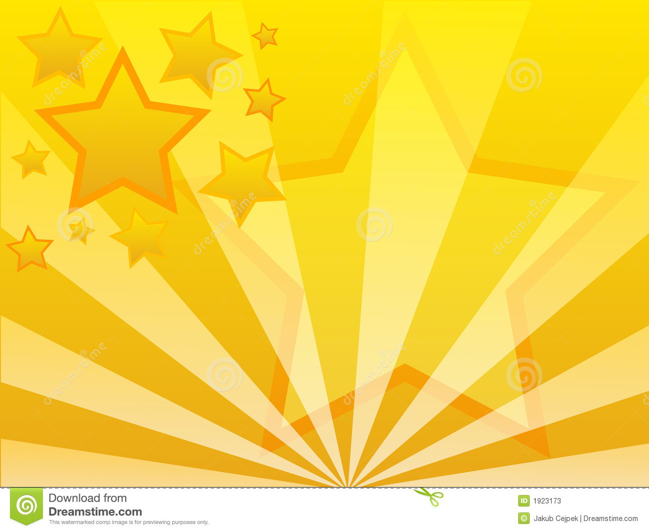 Star Background Stock Photos - Image: 1923173