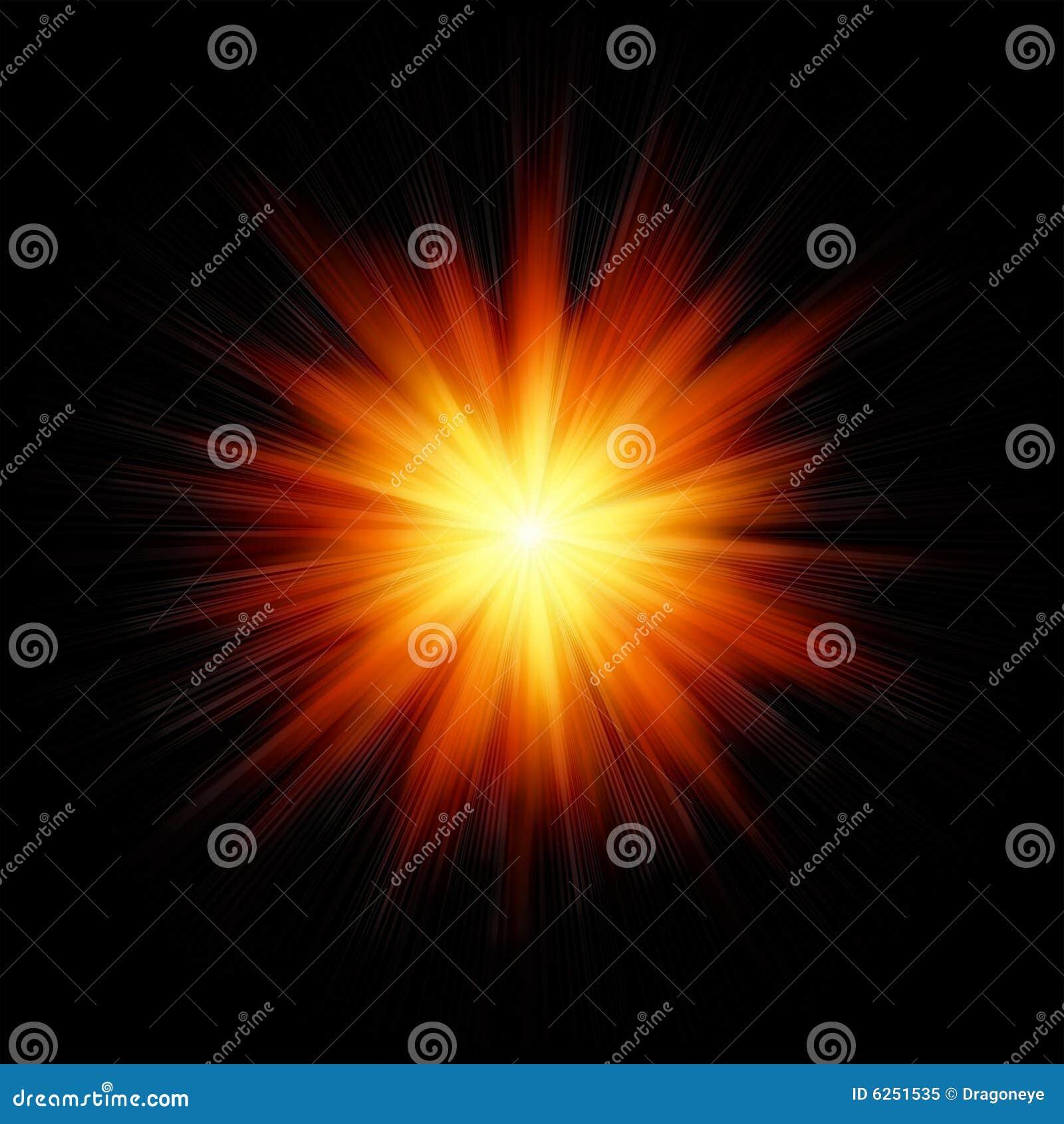 Star burst fire