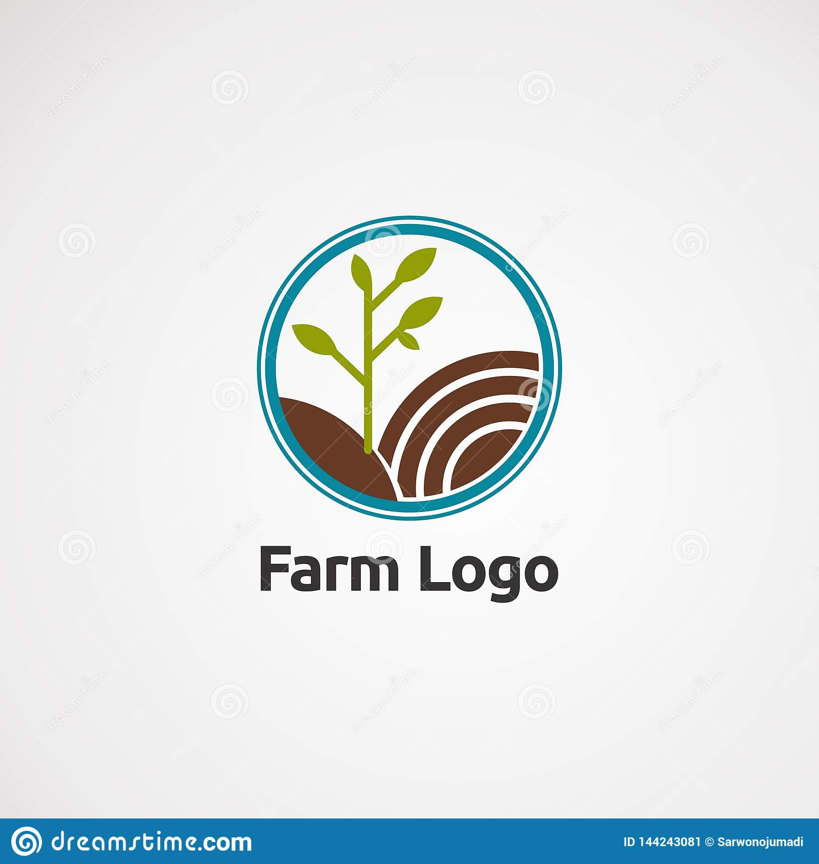 Star cloth logo vector, icon, element, and template for company