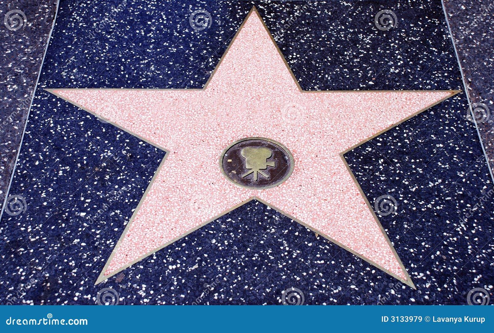 Star di cinema di Hollywood