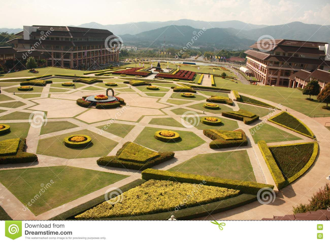star garden stock photos image 15263993