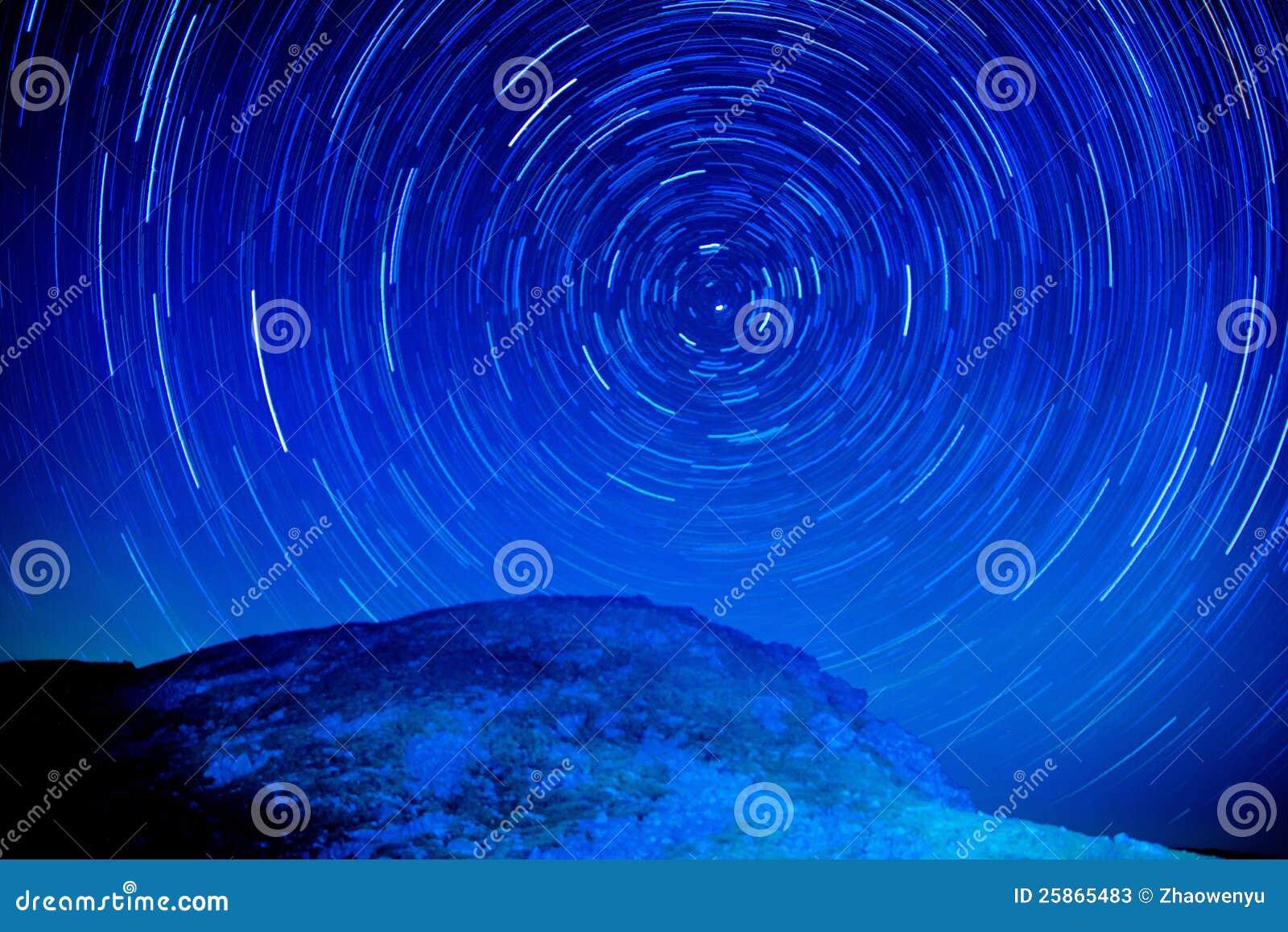 The Star Orbit of High Mountain