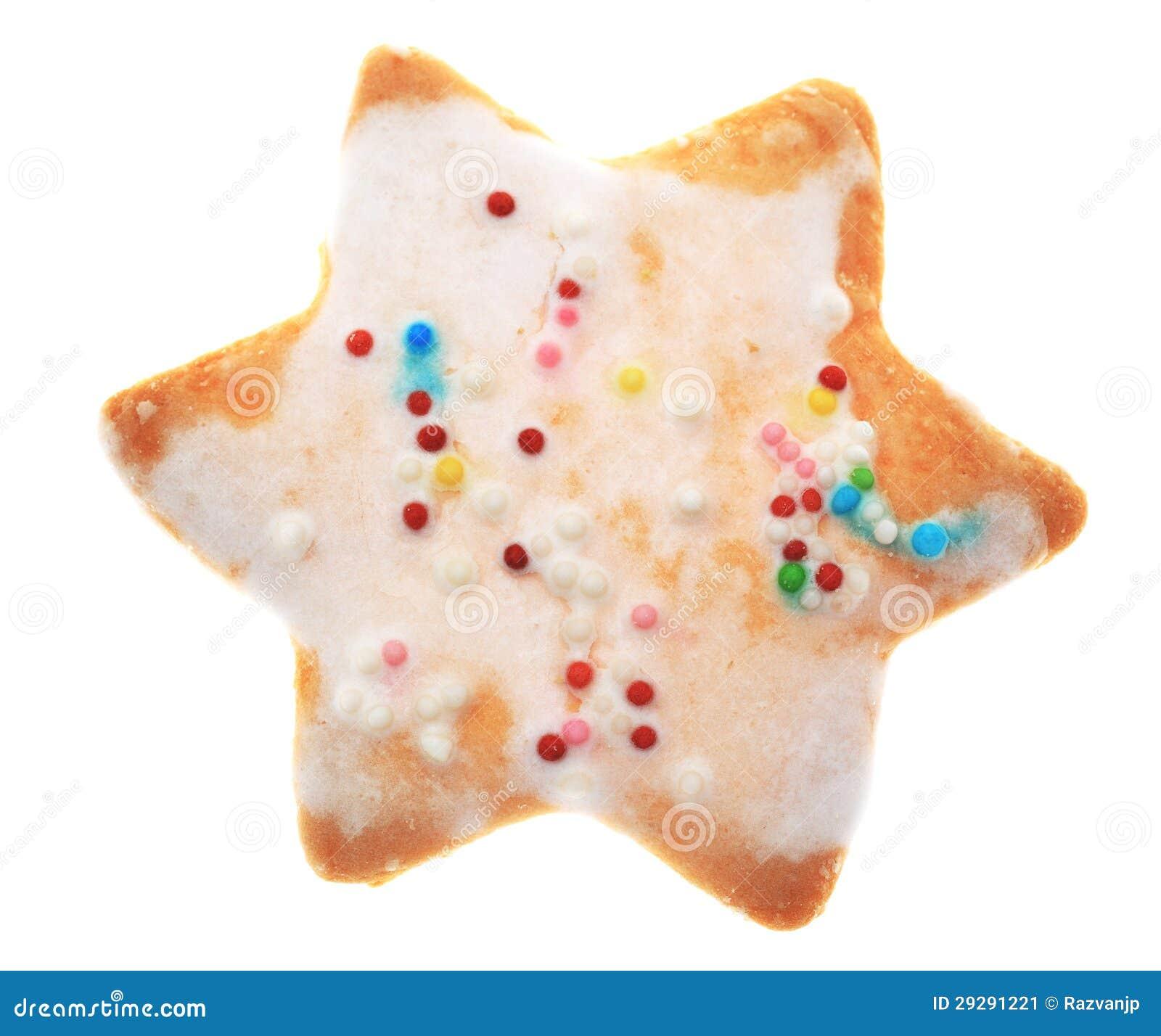M And S Christmas Star Cake