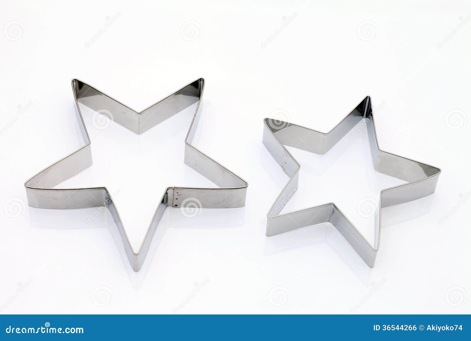 Star Shaped Flags Set Europe Vector Illustration