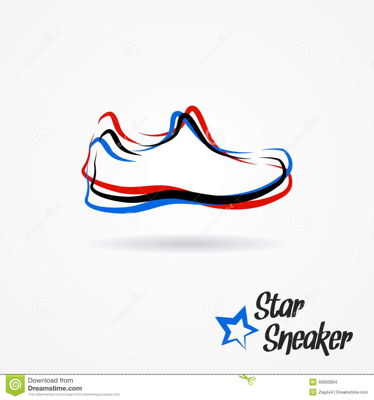 Free footwear logo design