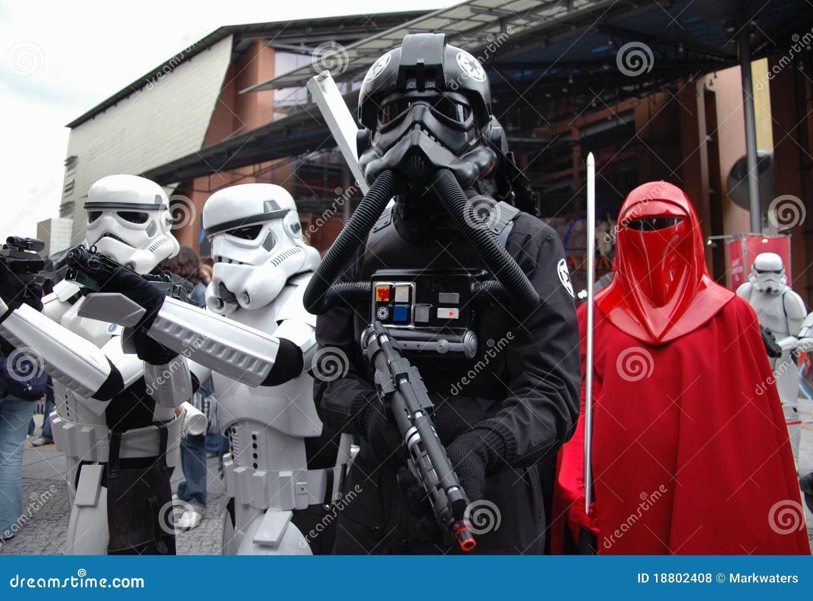 Star Wars Editorial Stock Photo