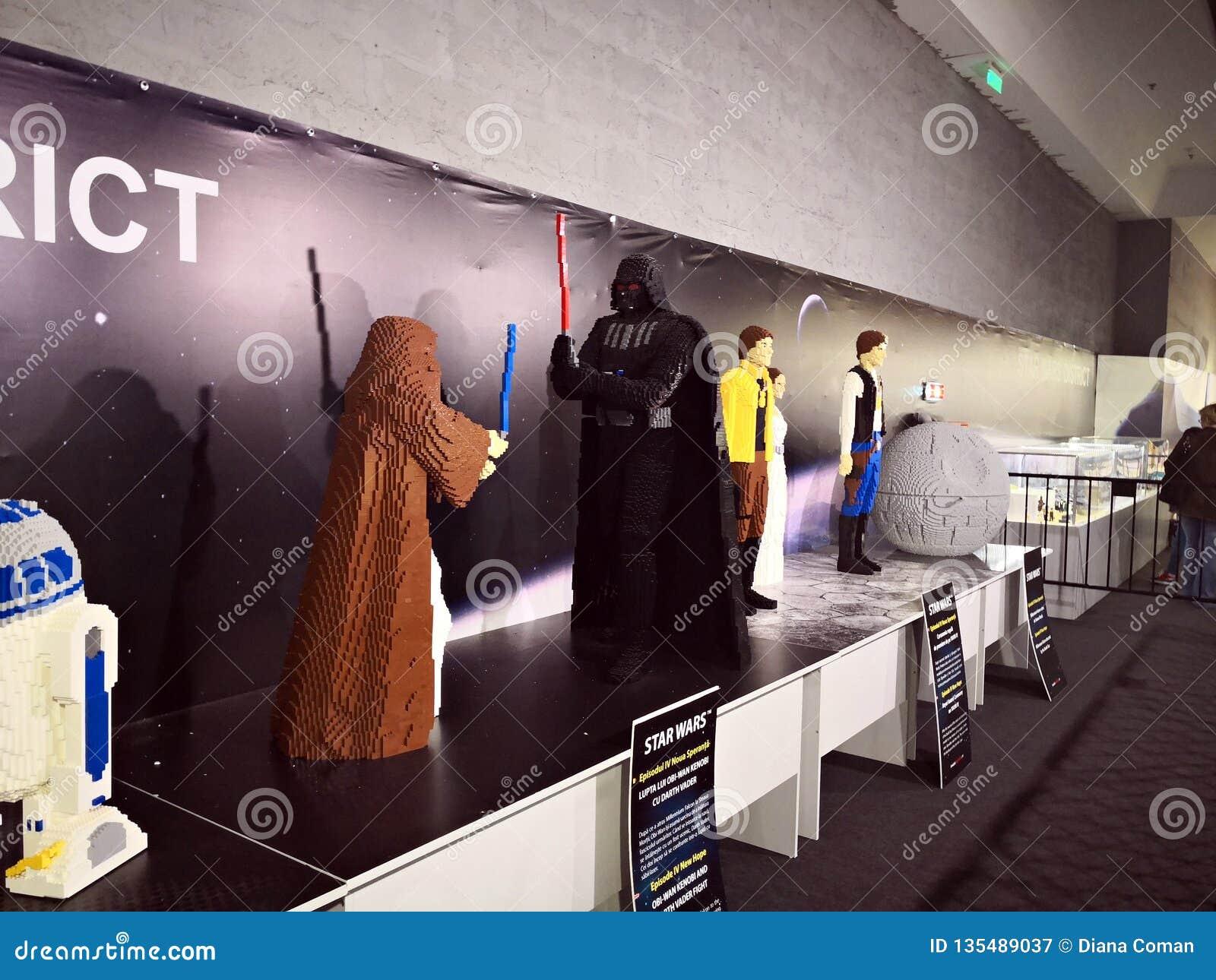 Star Wars, Lego Powystawowa inwazja giganty -