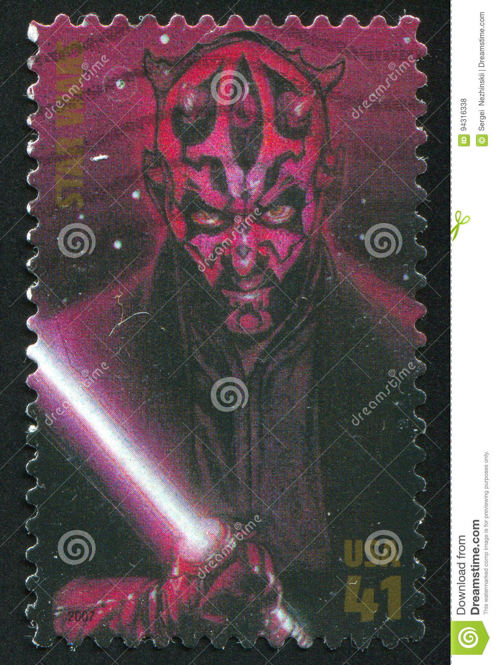 Star Wars editorial stock photo  Image of character