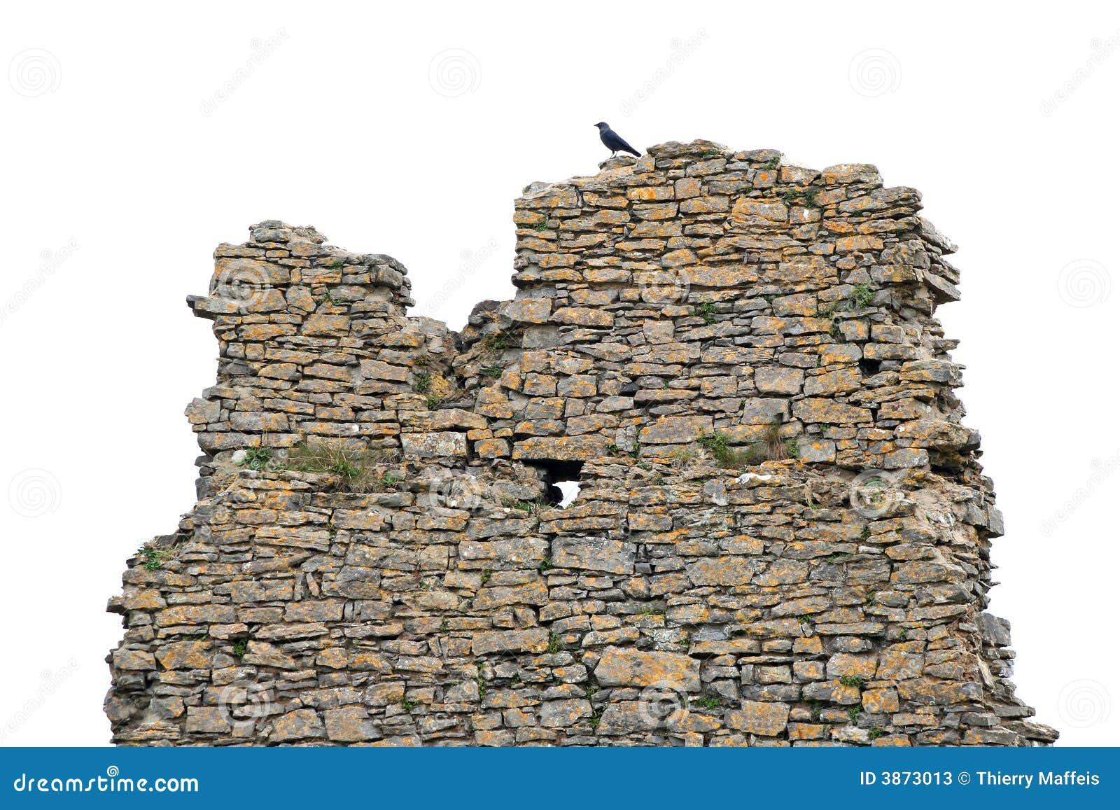 Stara ściany