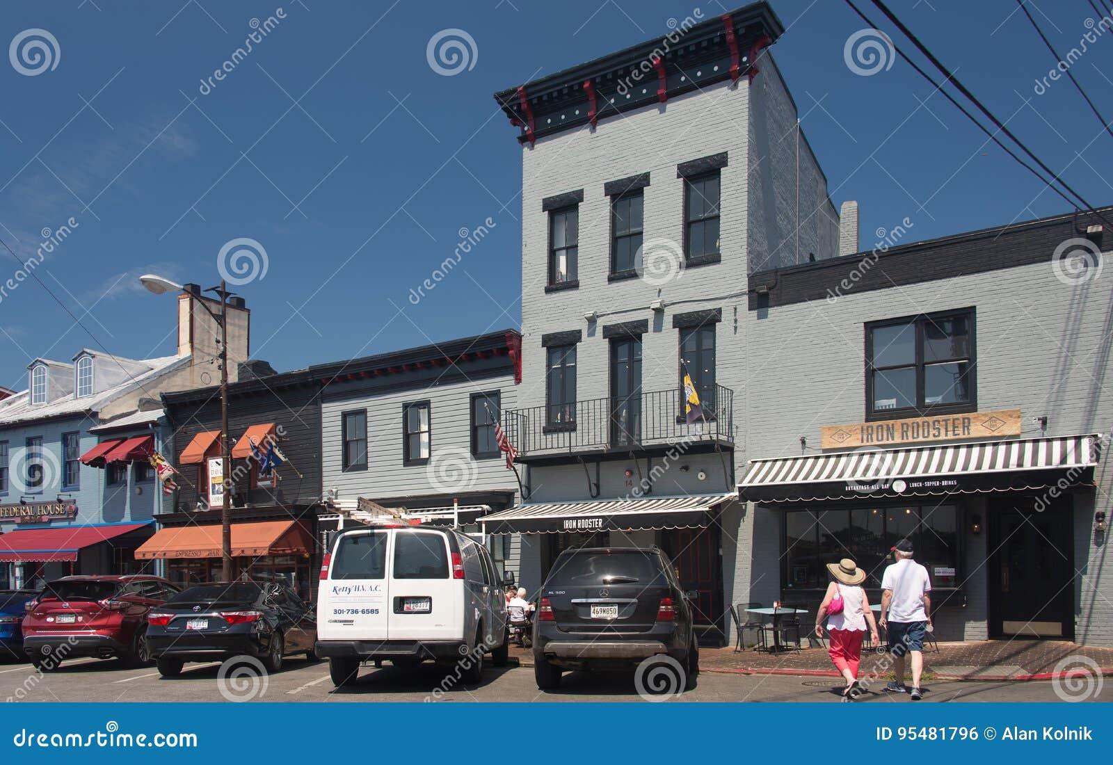 Stara Annapolis ulica 1