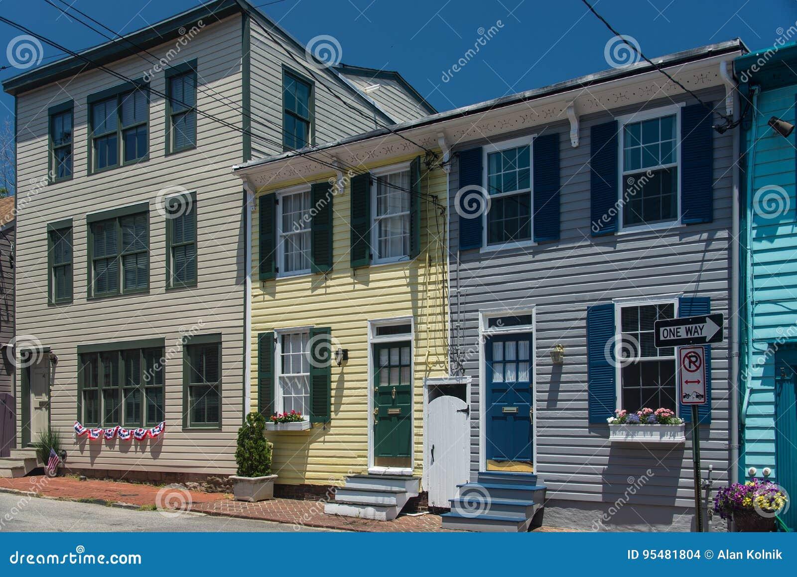Stara Annapolis ulica 4