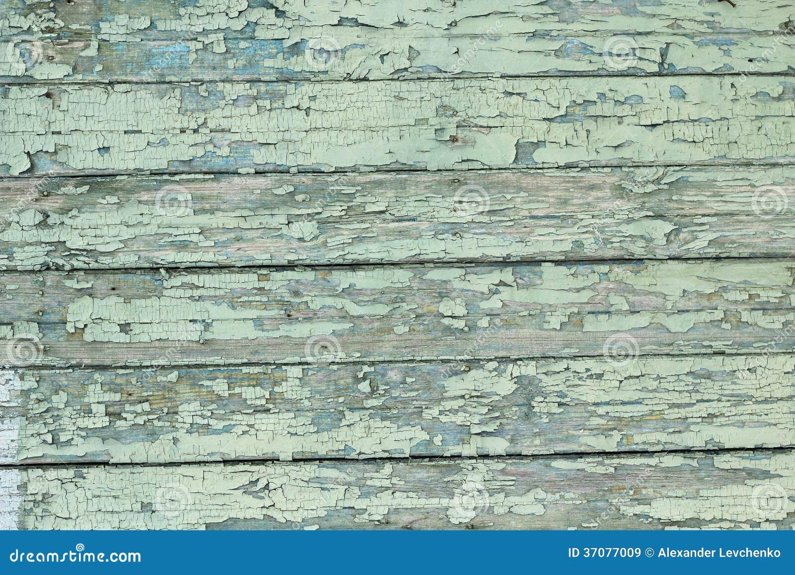 Download Stara Deska Z Obieranie Farbą Obraz Stock - Obraz złożonej z przegniły, naprawa: 37077009