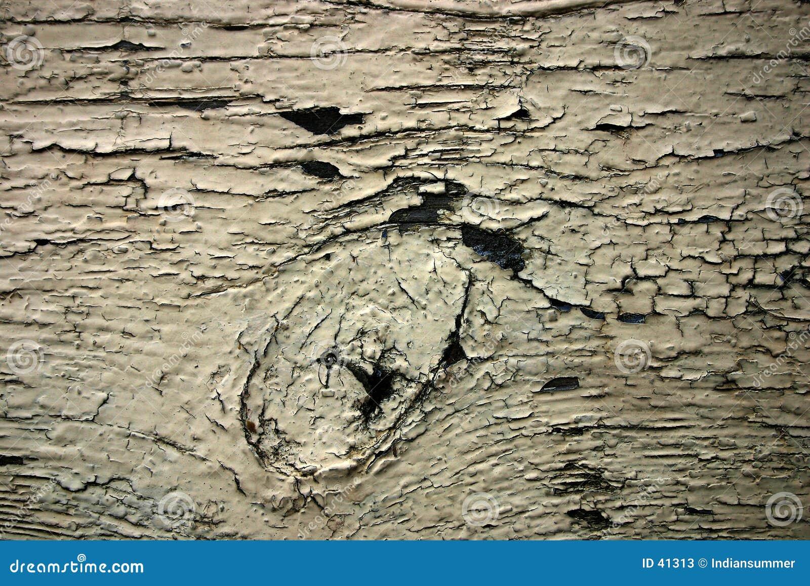 Stara drewniana deska płótna