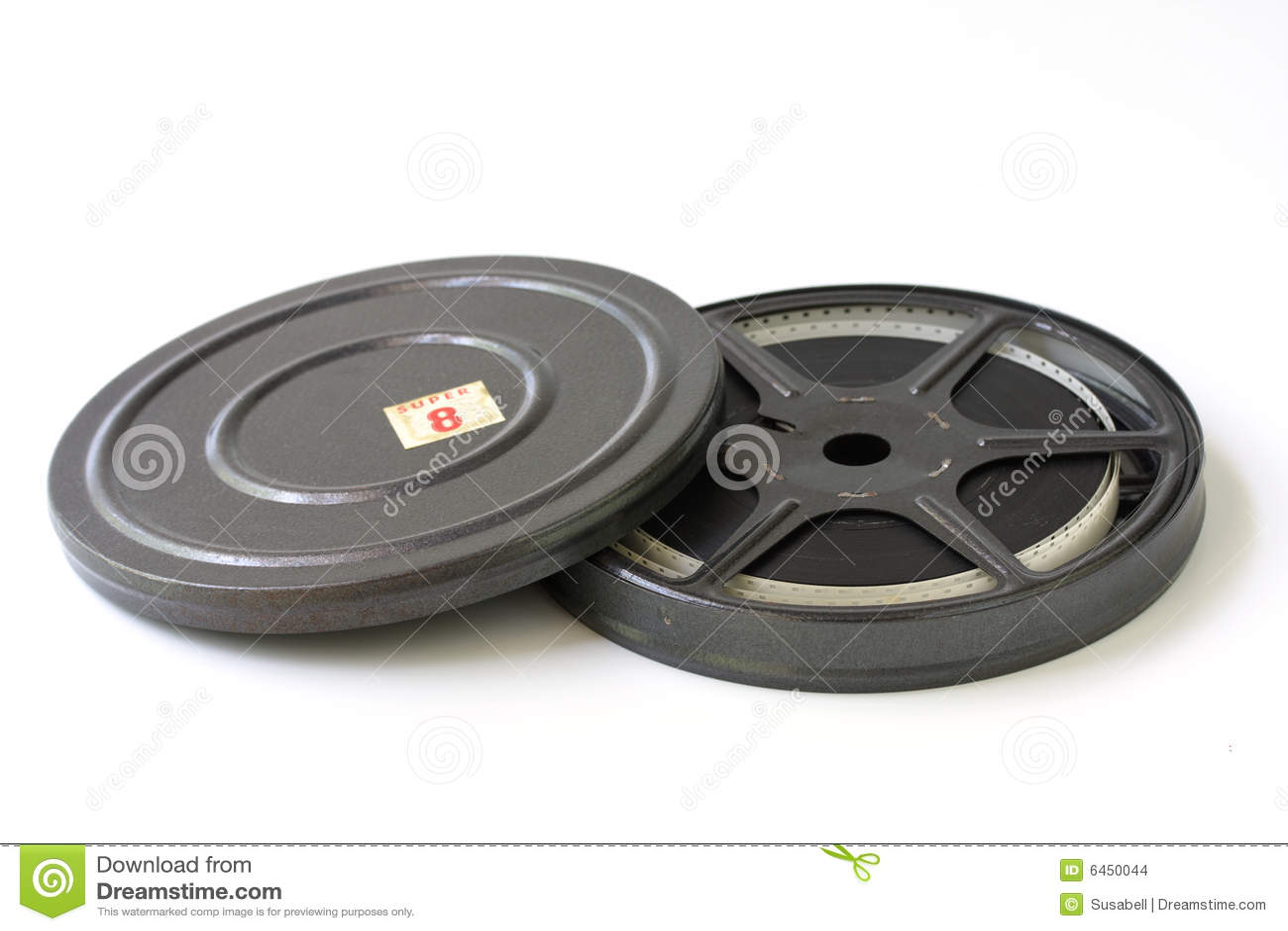 Stara filmowa roll