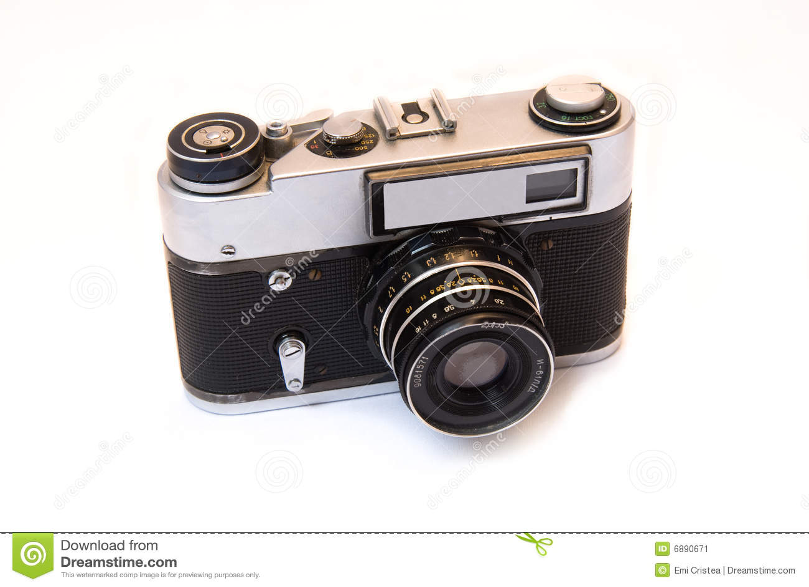 Stara kamery fotografia