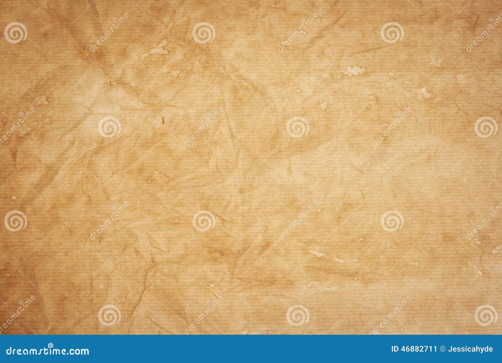 Stara Kraft papieru tekstura
