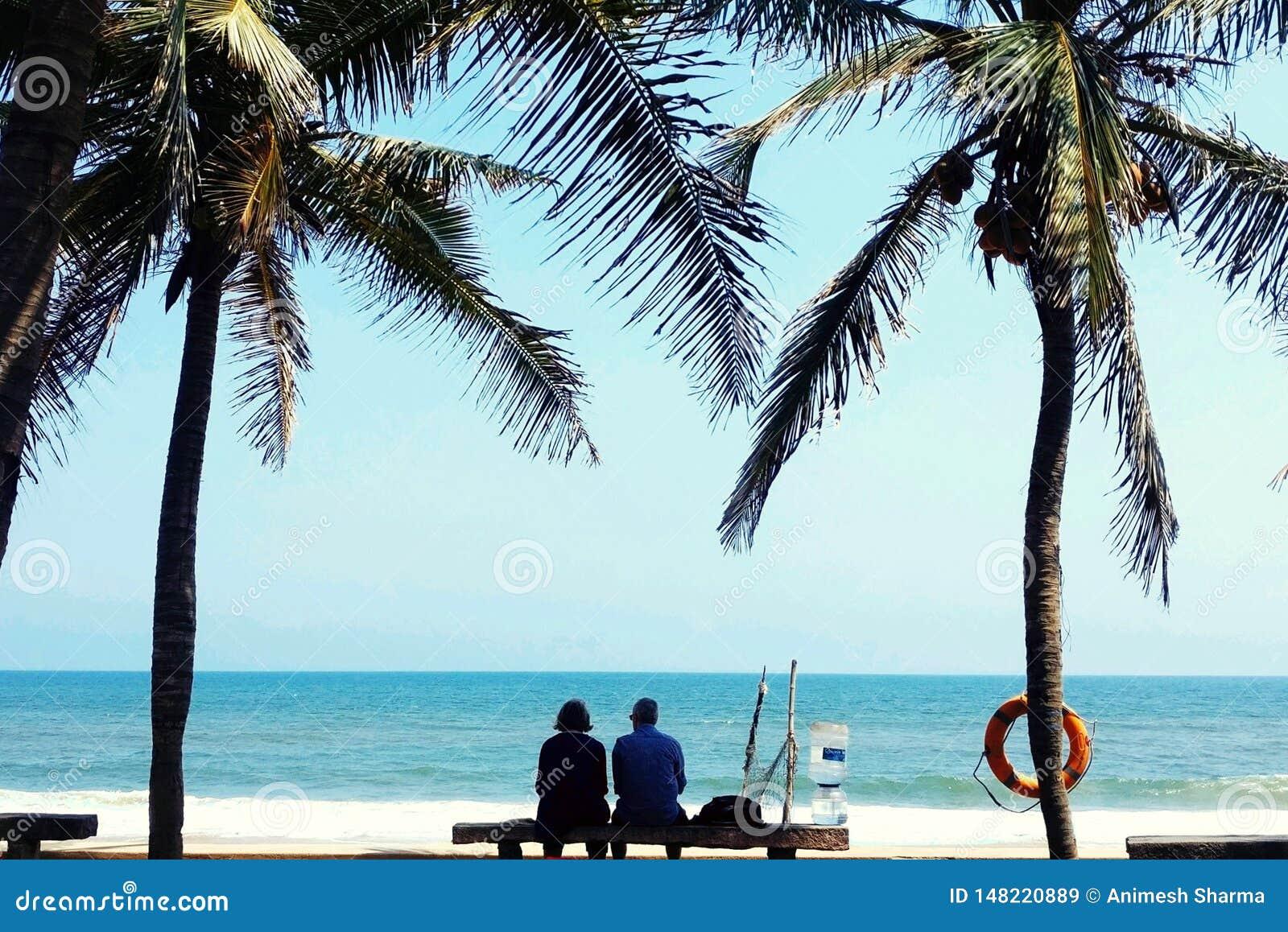 Stara Plażowa para