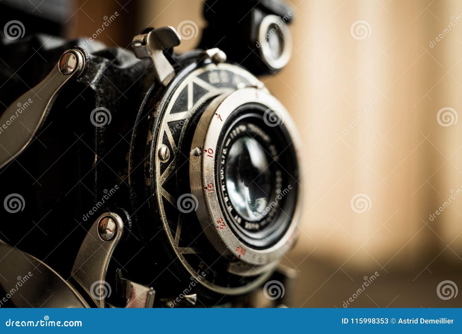 Stara rocznik kamera