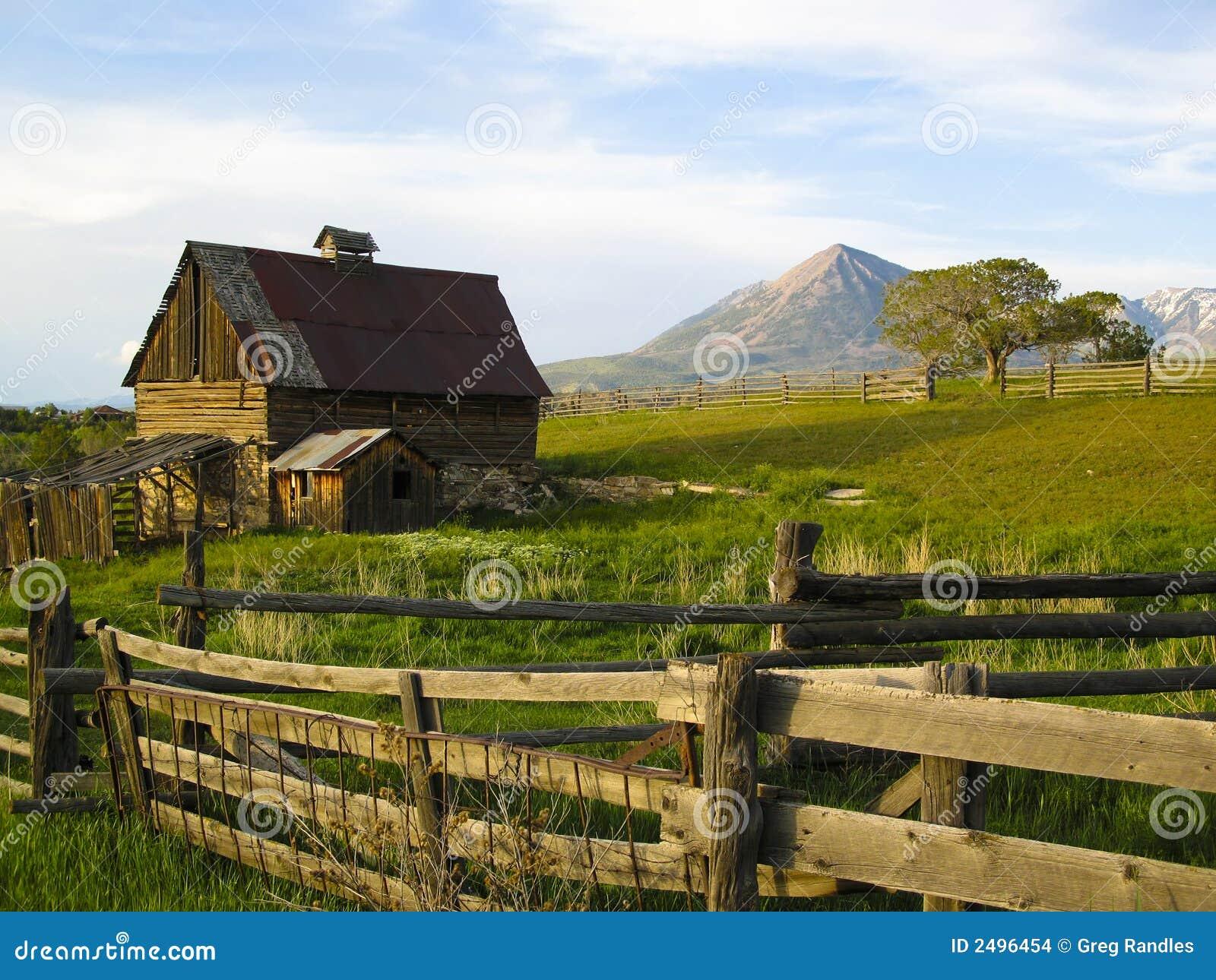 Stara stodoła