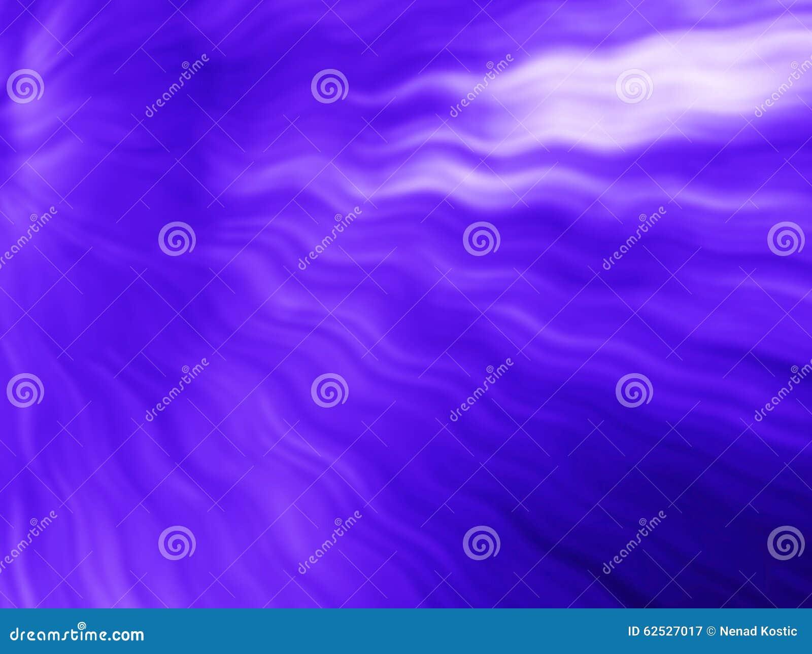 Starburst蓝色和紫色抽象背景