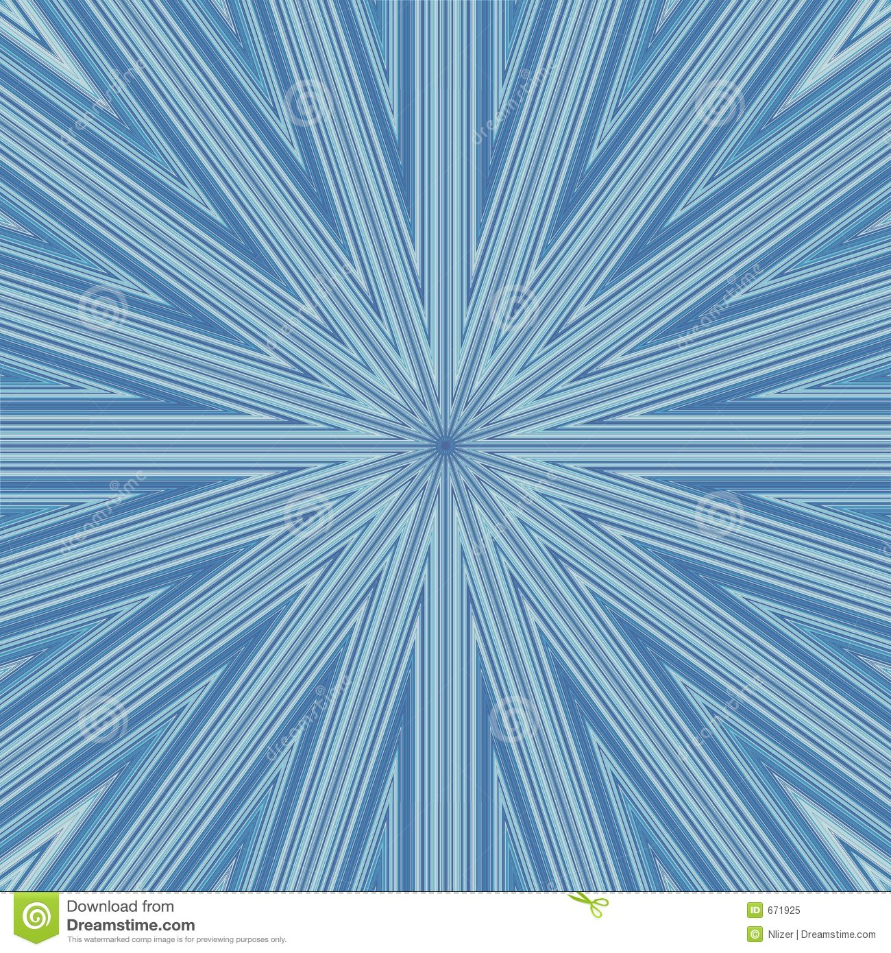 Scrapbook paper as wallpaper - Starburst Cool Lines Background Royalty Free Stock Photo