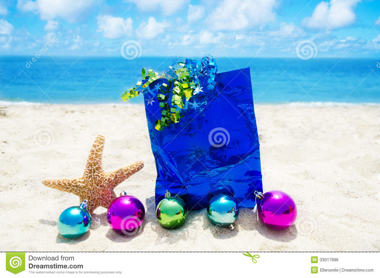 Beachy christmas gift ideas