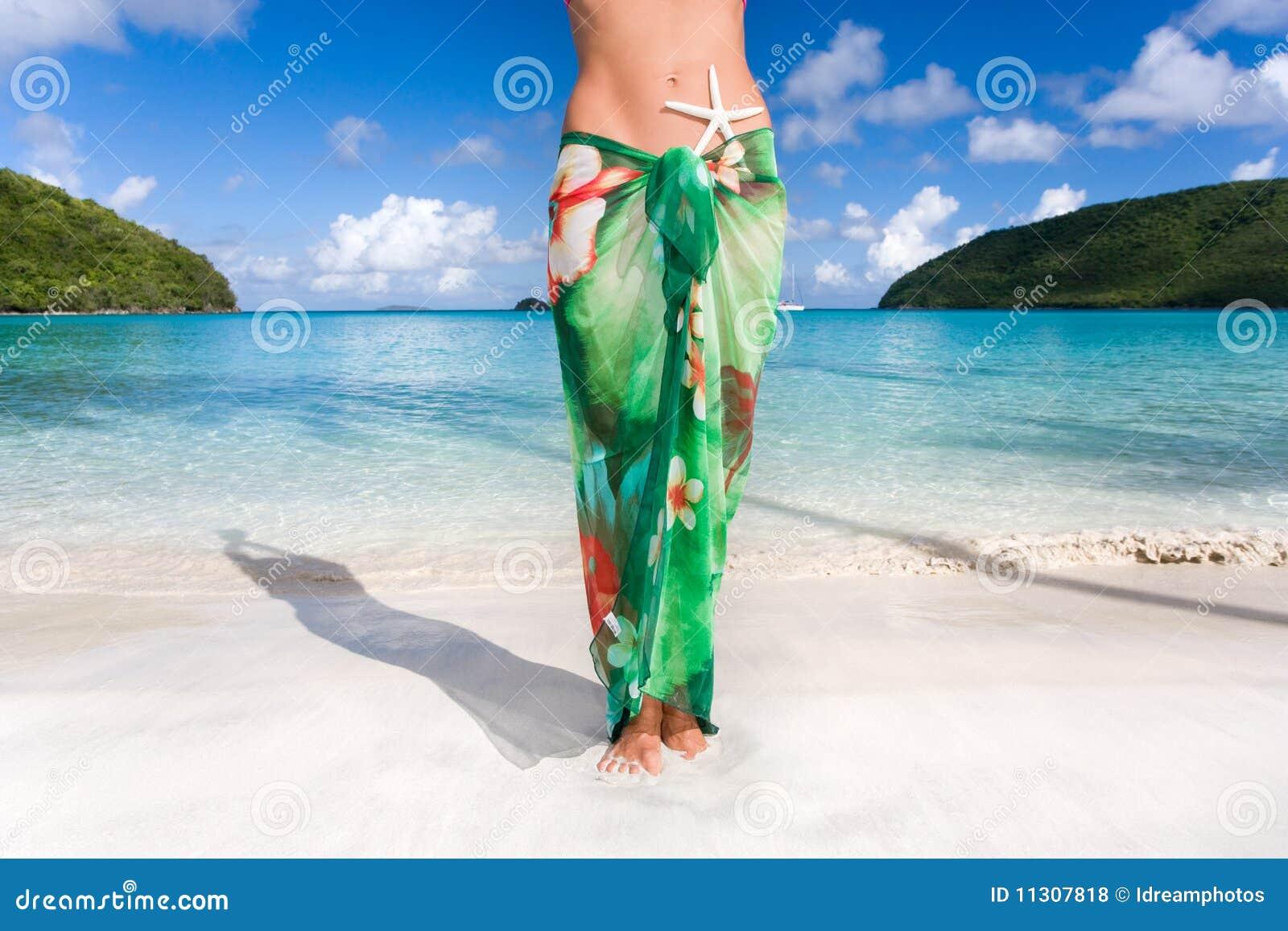 Starfish Sarong