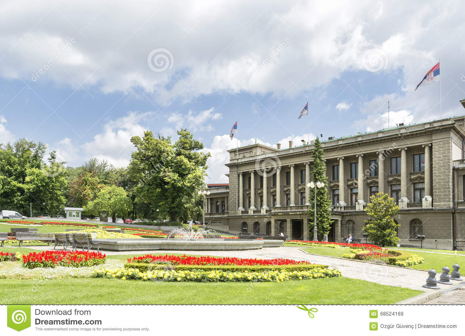 Stari Dvor (The Old Palace), Belgrade, Serbia