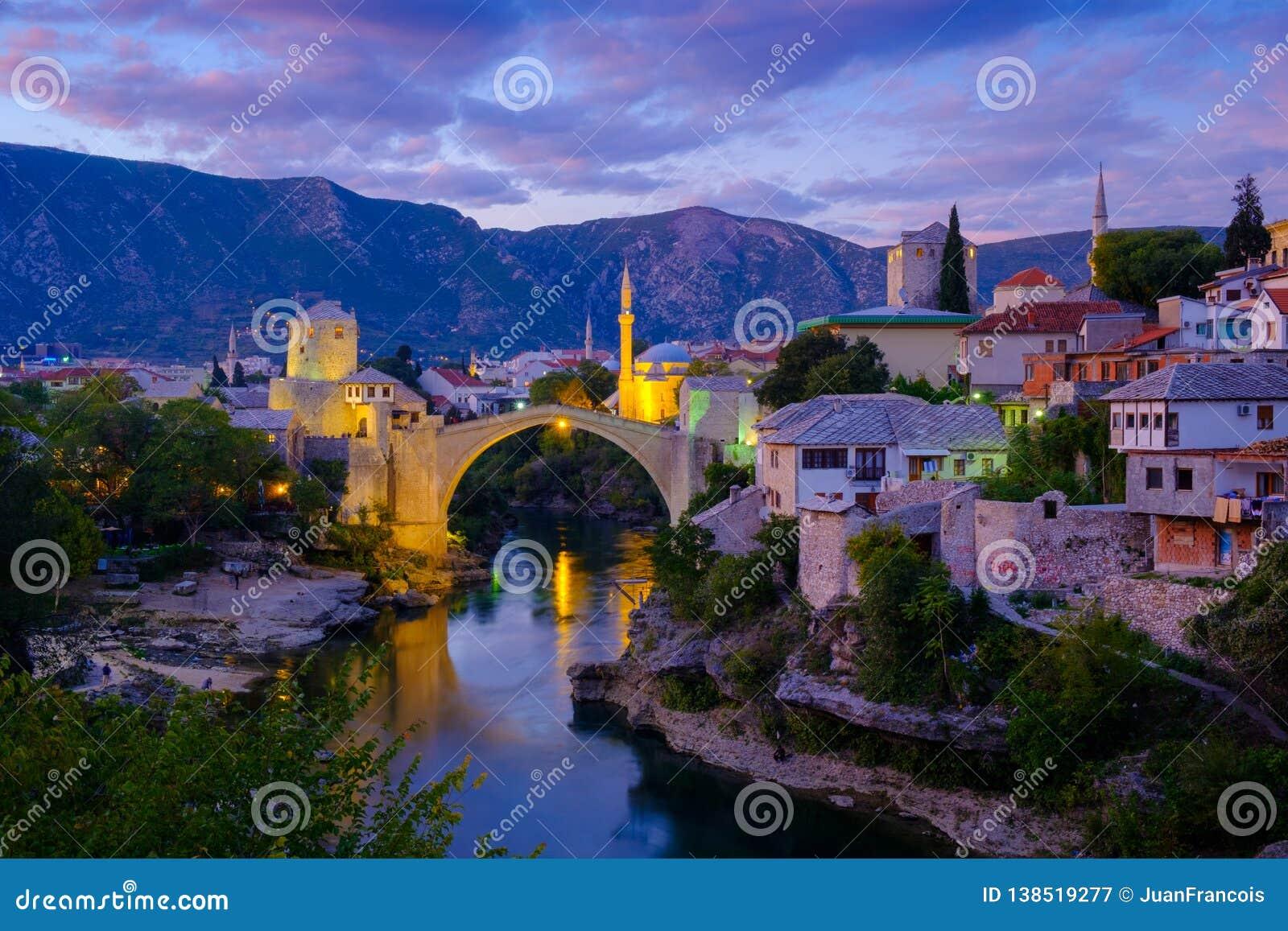 Stari mest, Mostar