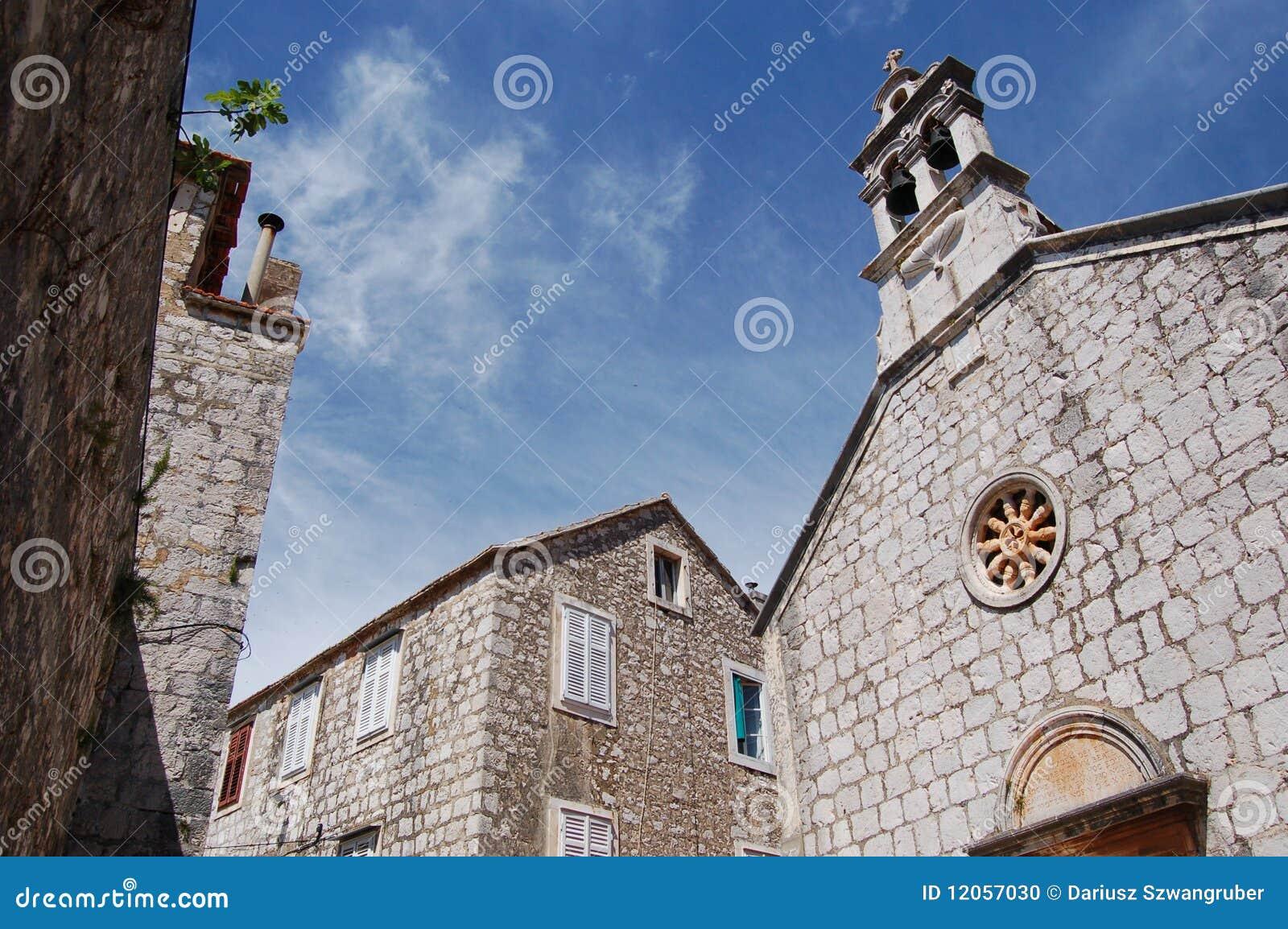Starigrad острова церков hvar