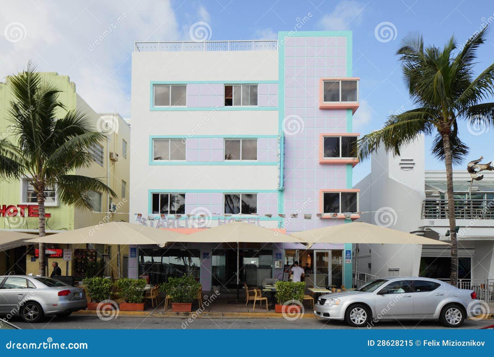 Miami Beach Starlite Hotel