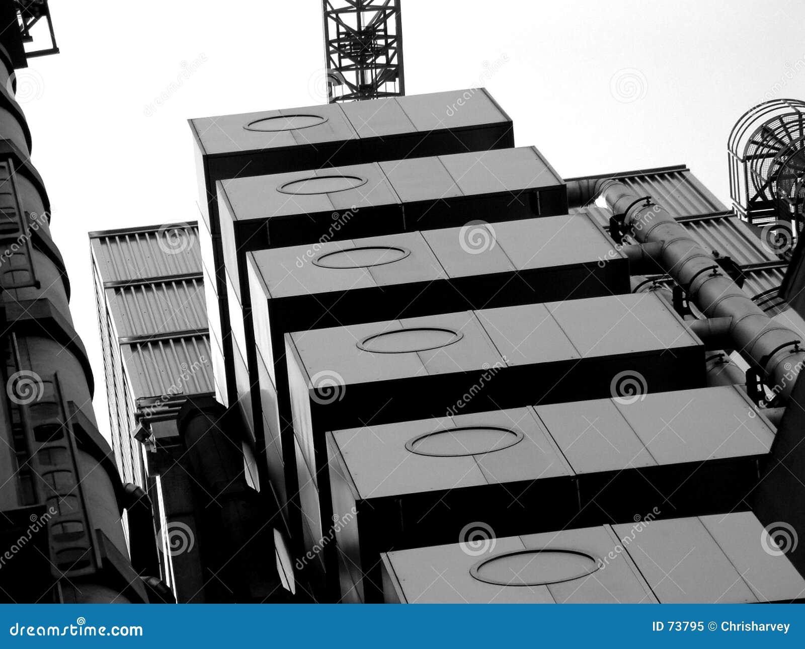 Starnge byggnad