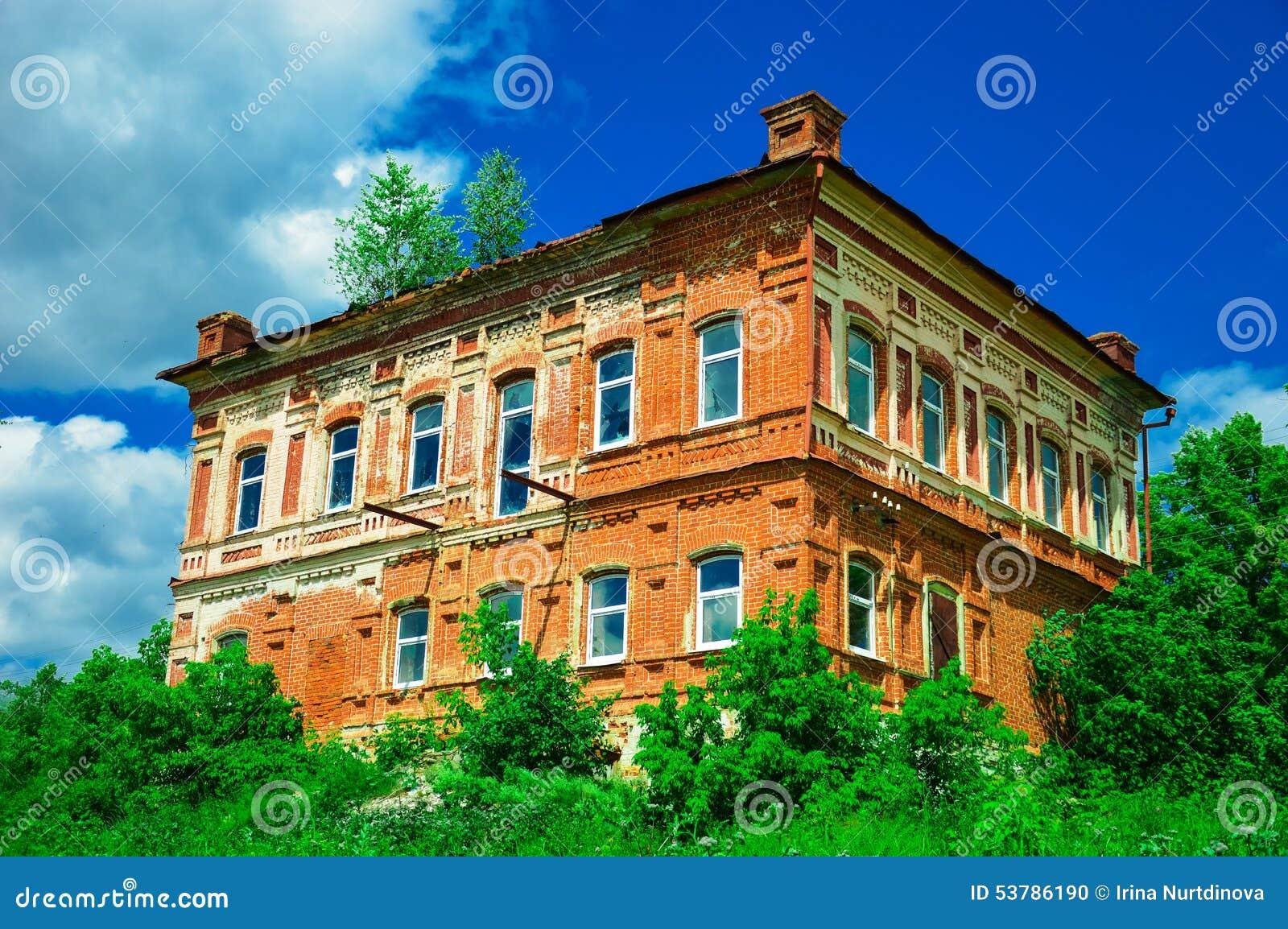 Starożytna manor