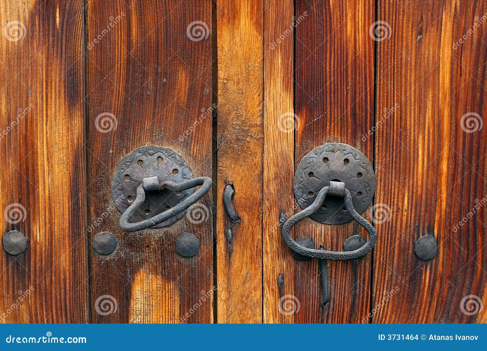 Starożytny drzwi