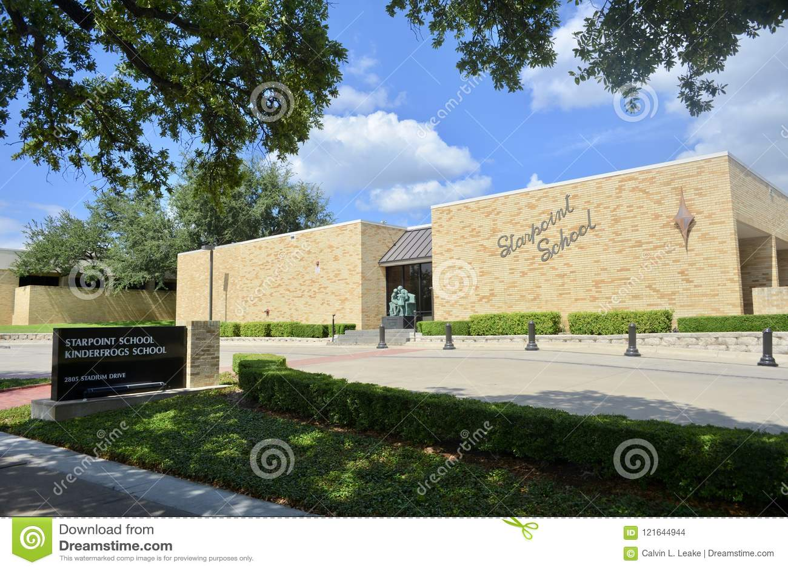 Starpoint School at TCU, Fort Worth, Texas