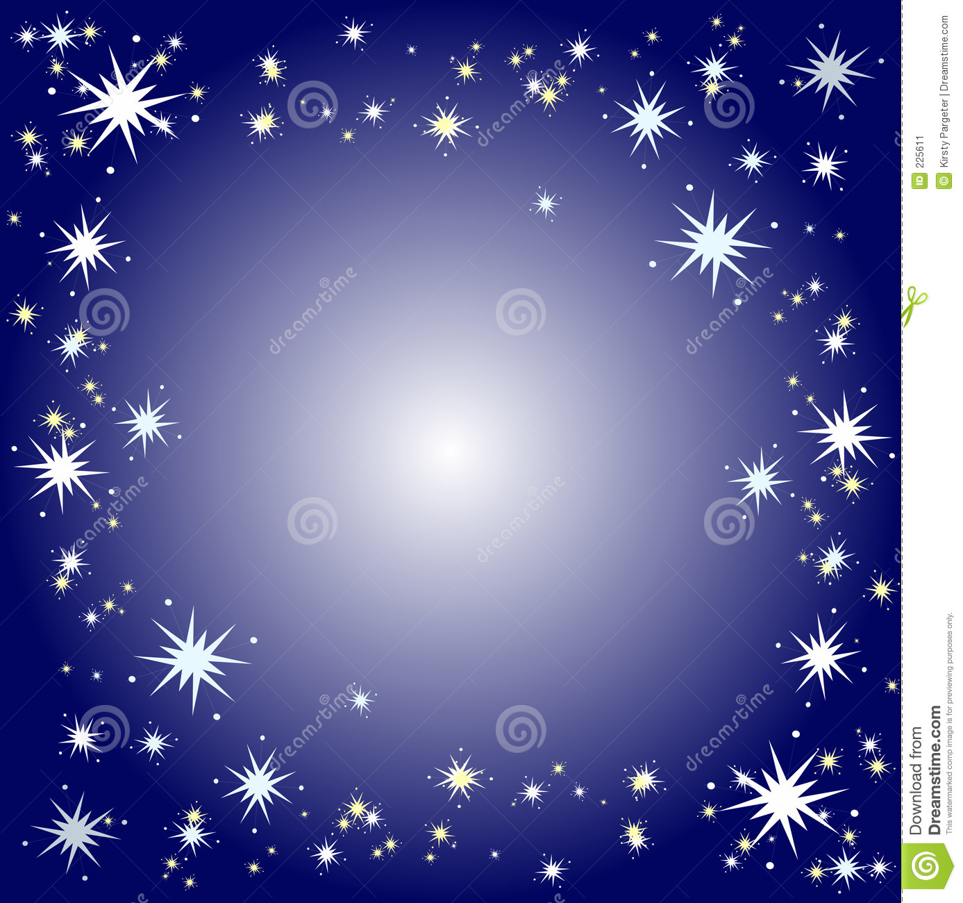 Download Starry background stock vector. Illustration of explode - 225611