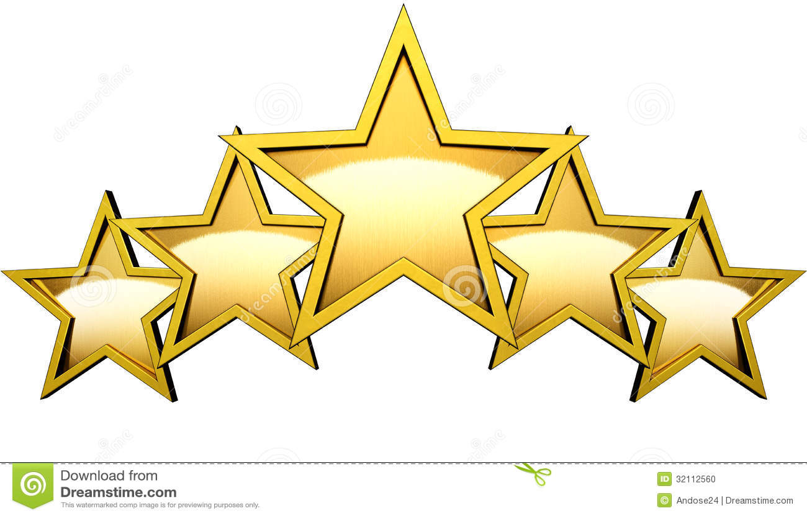 stars stock photo image 32112560 gold star clip art images Gold Star Clip Art Printable