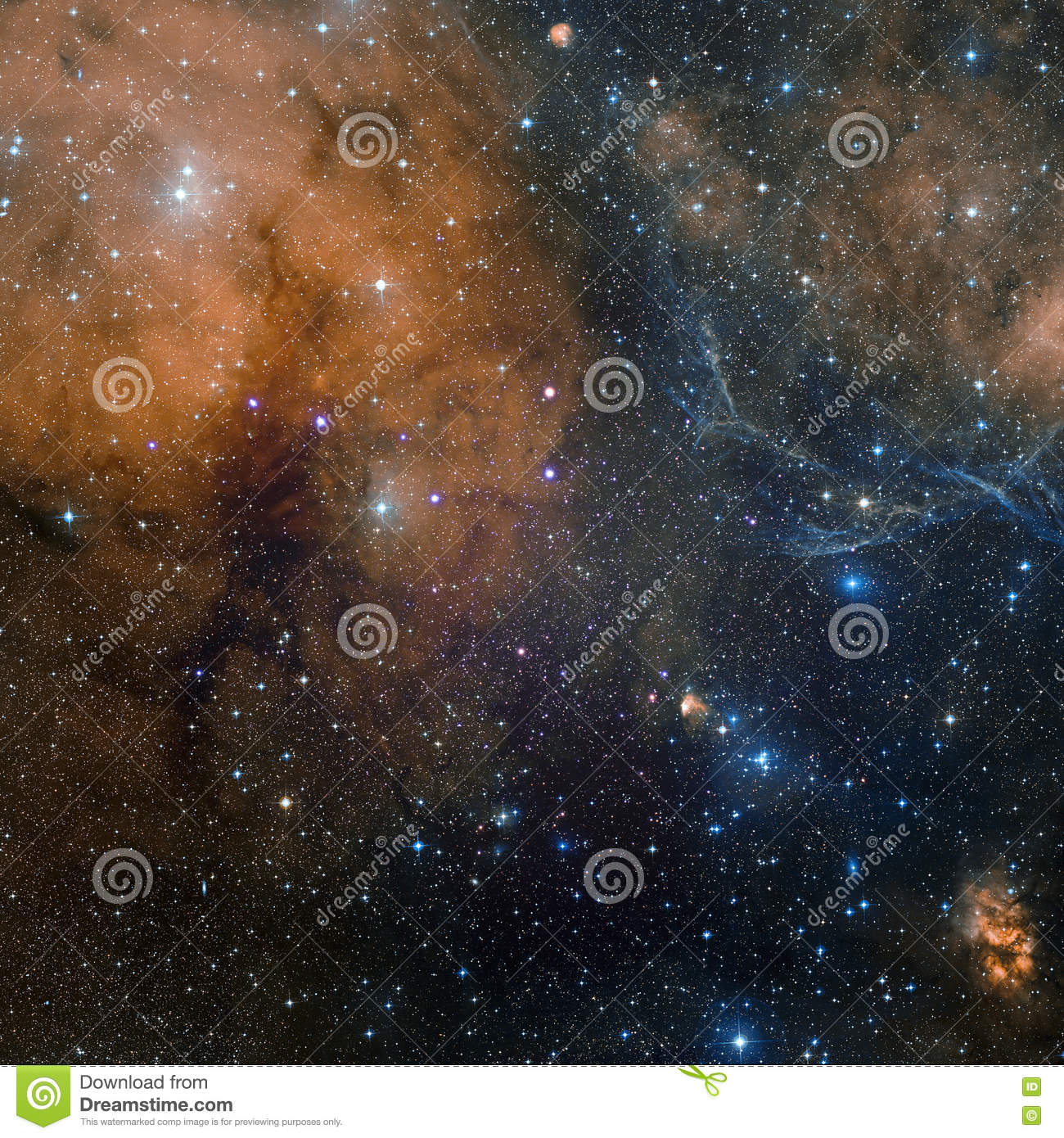 Stars nebula in space elements of this image furnished by for Outer space elements