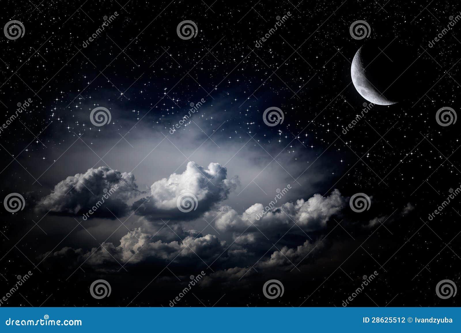 sky night porn