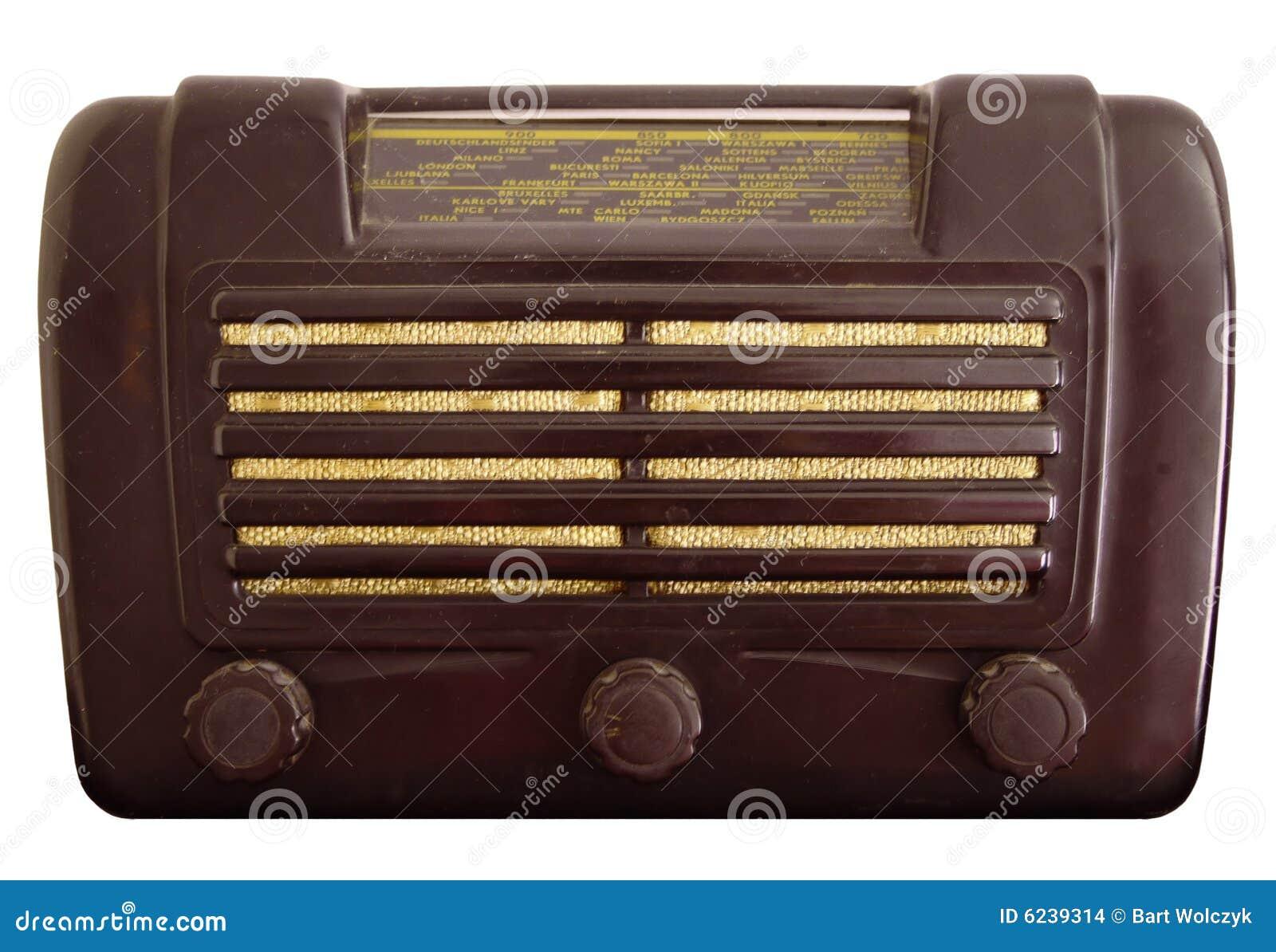 Starszy rocznik radiowego