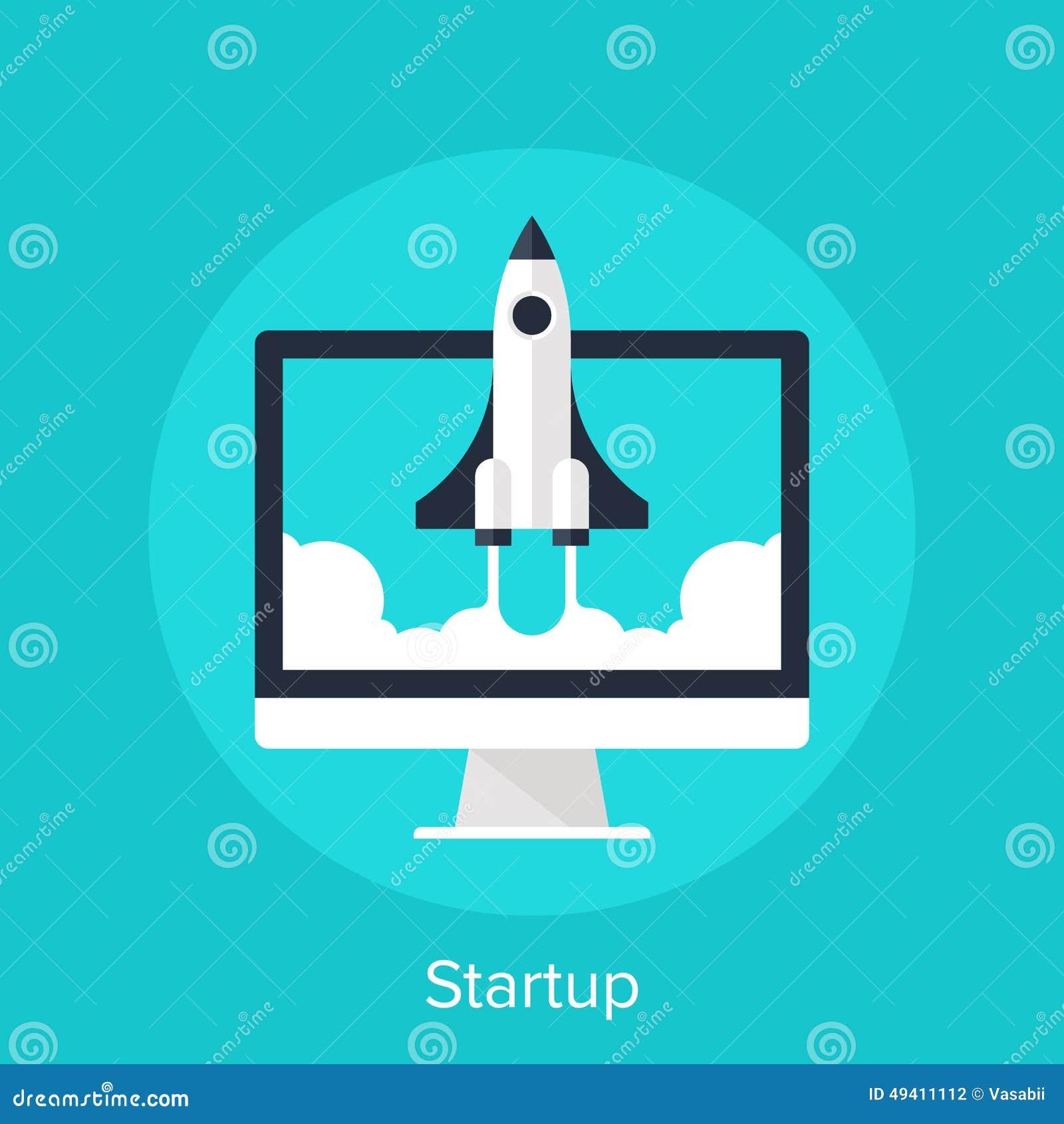 Download Start stockfoto. Bild von idee, innovation, computer - 49411112