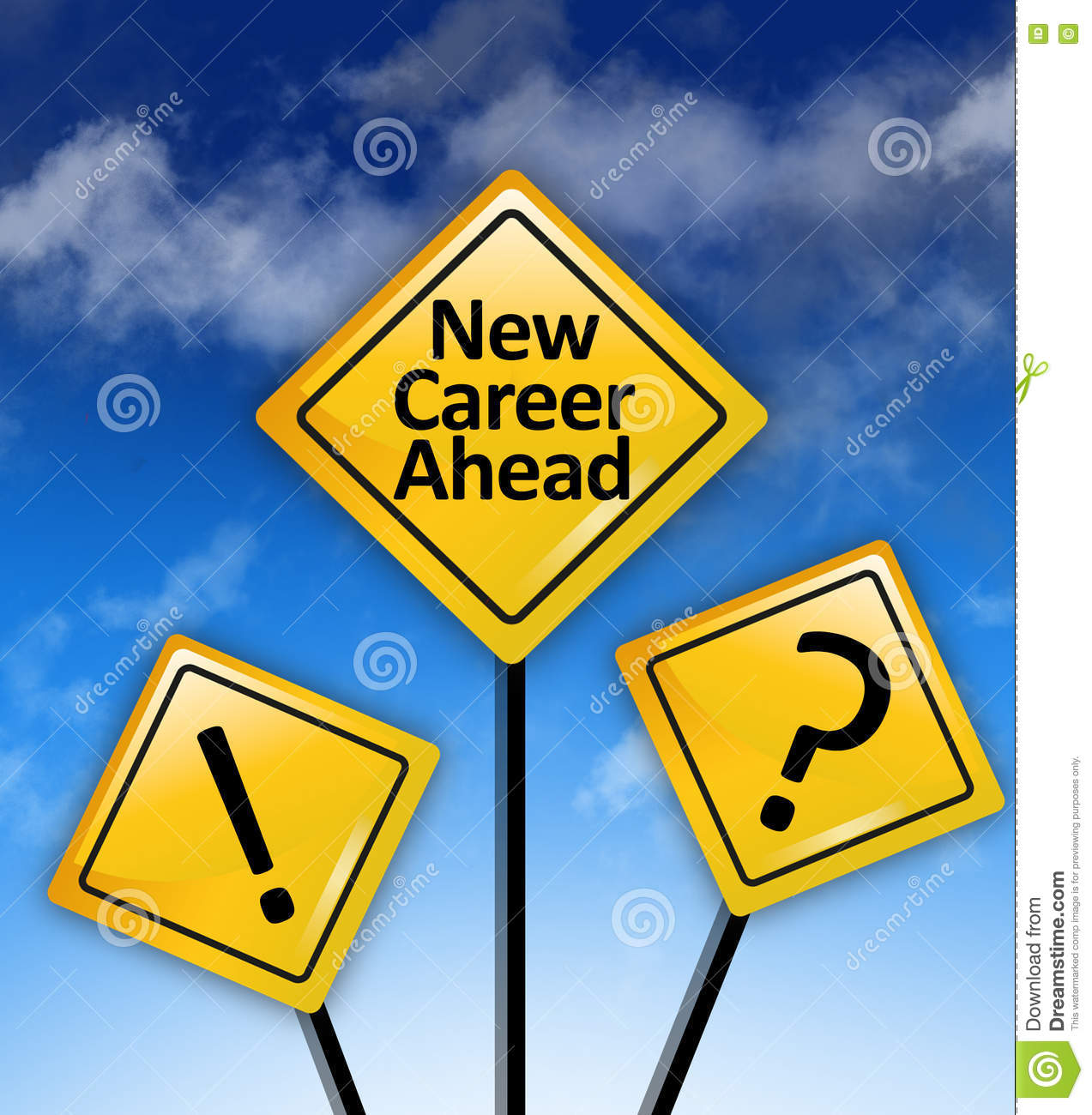 start a new career concept stock photo image  start a new career concept