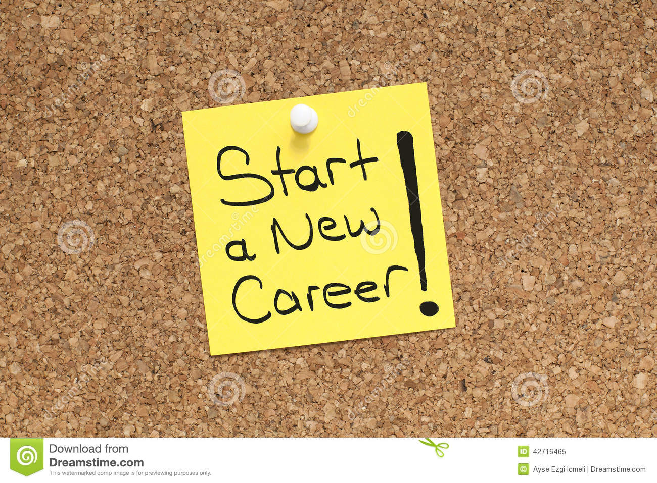 start new career stock photo image  start new career