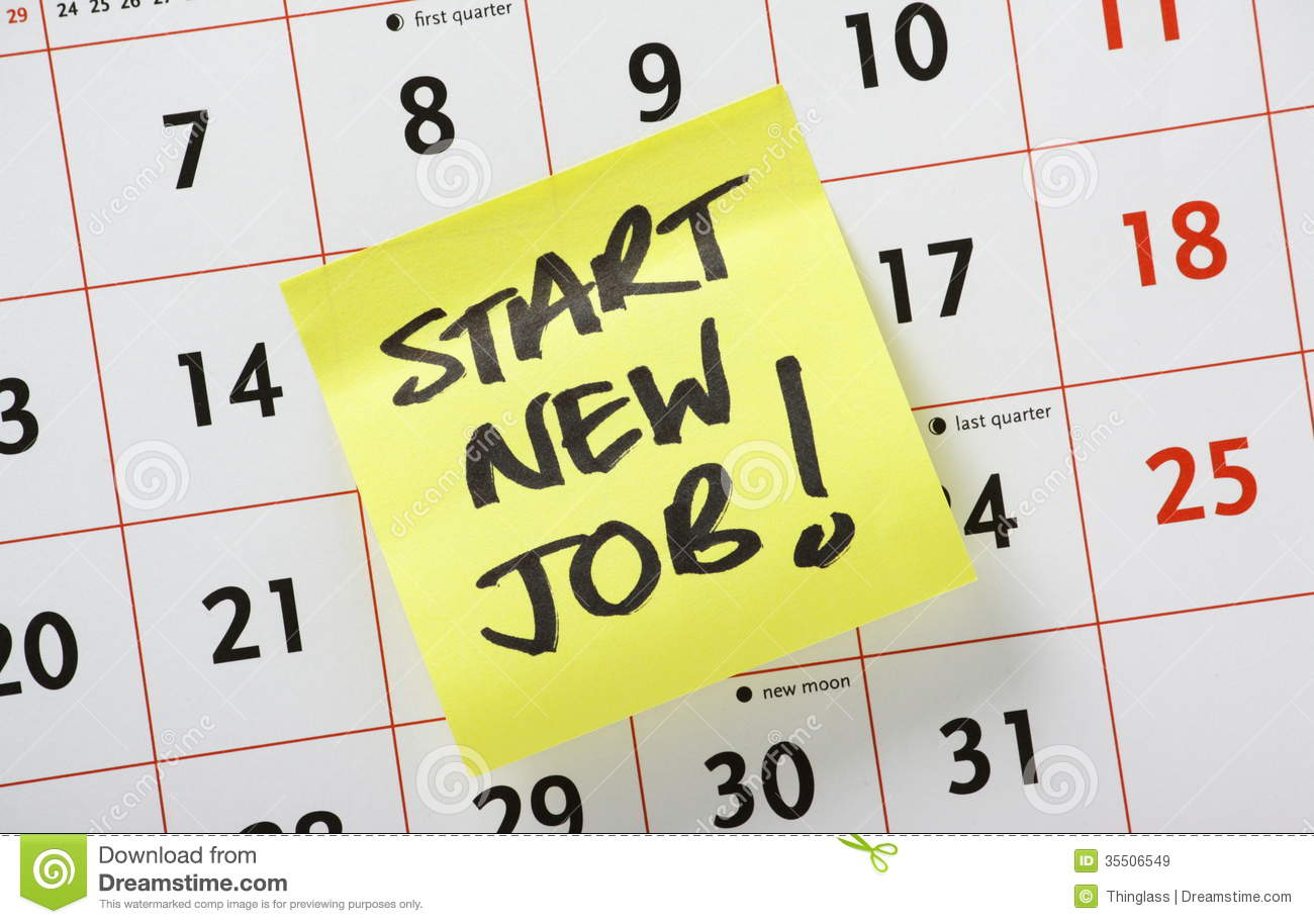 start new job stock photos images pictures images start new job royalty stock images