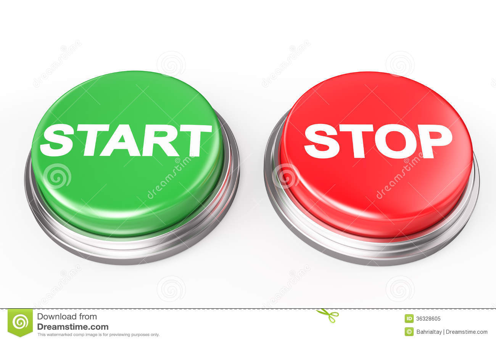 start stop button stock illustration image of copy power 36328605. Black Bedroom Furniture Sets. Home Design Ideas
