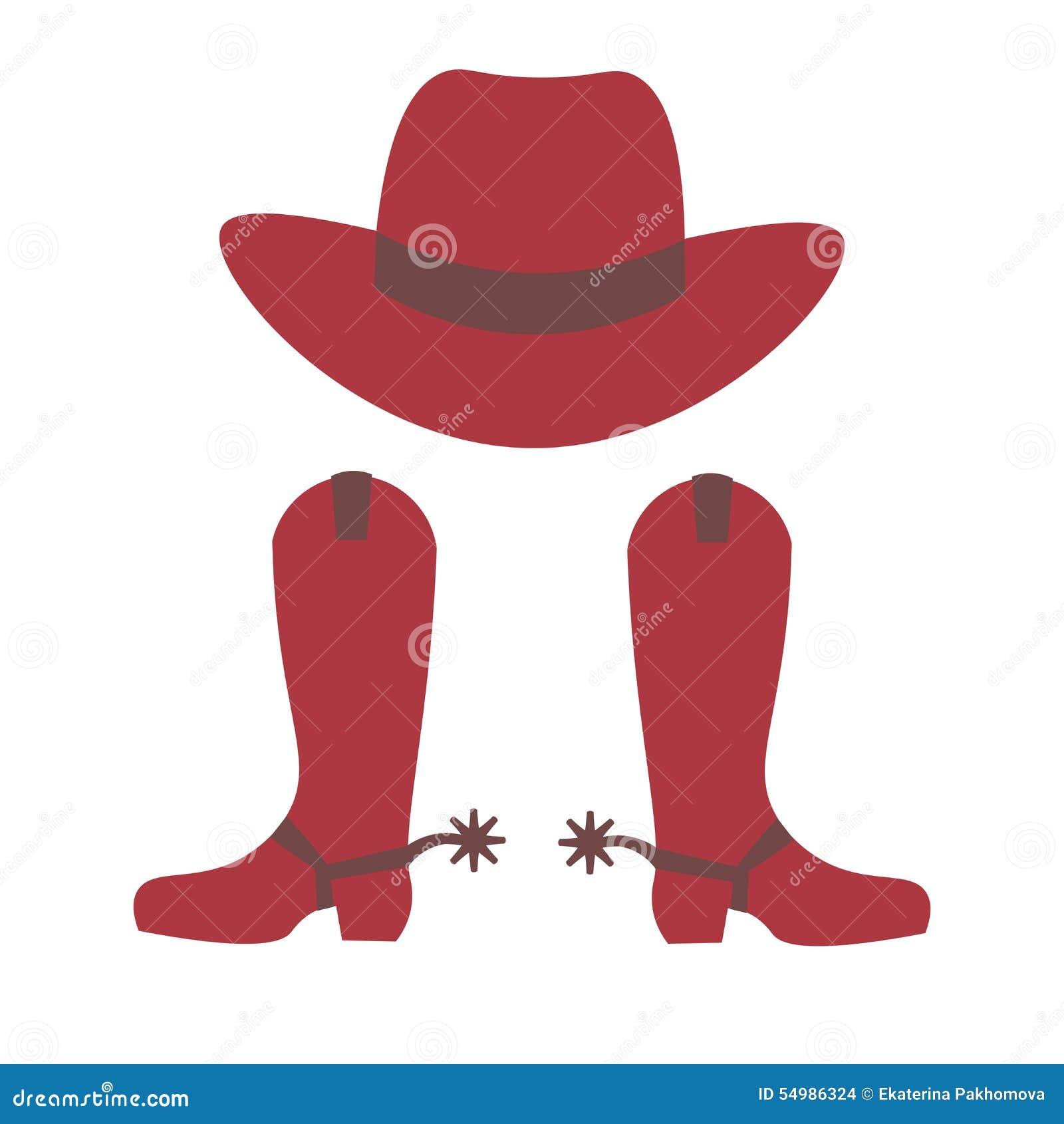 Startar cowboyhatten