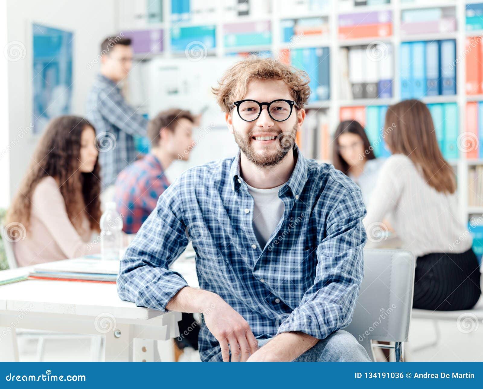 Starter, studenter och ny affär