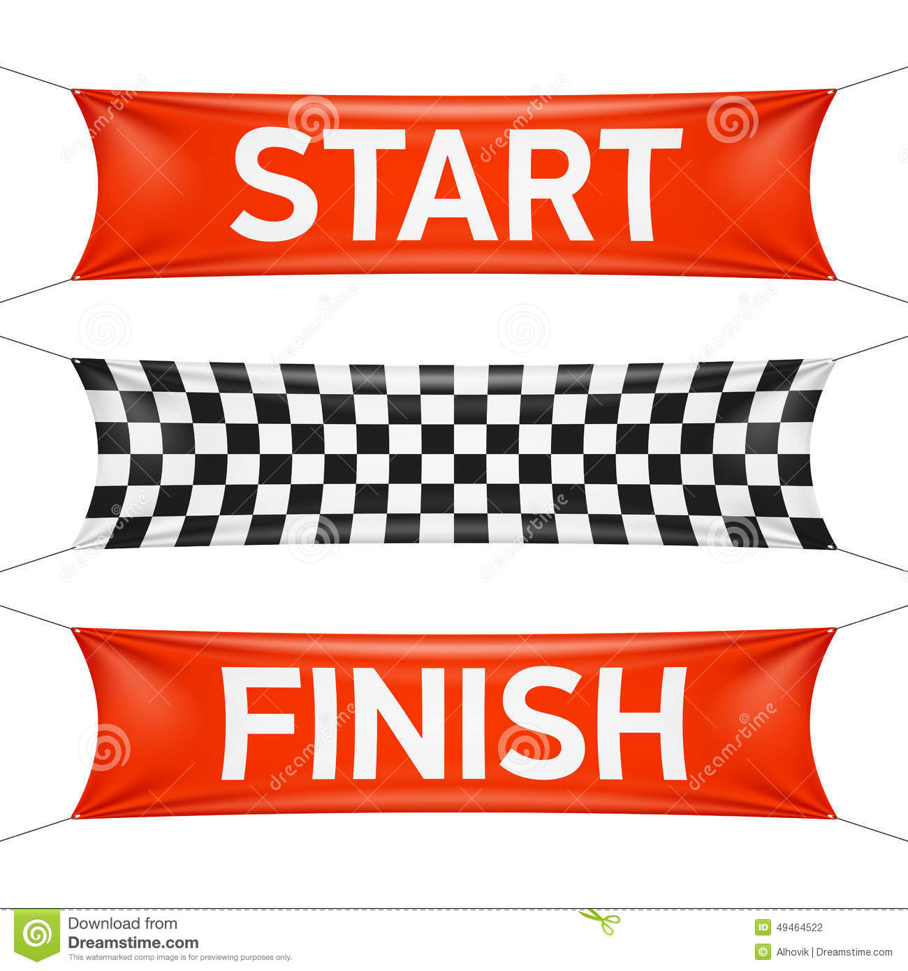 banner finish line stock illustrations – 514 banner finish line
