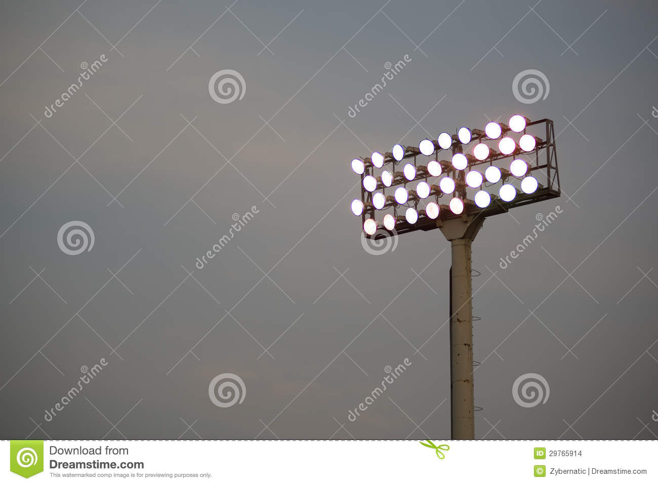Displaying 20> Images For - Stadium Lights Clipart...