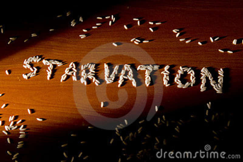 Starvation Stock Photo  Image Of Nutrition  China  Rare